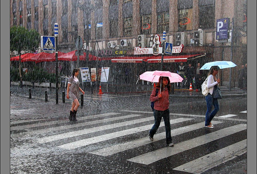Costa del sol on yellow alert from Wednesday onwards as an Atlantic storm is set to arrive.