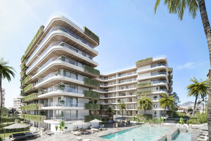 Jade Tower Fuengirola prices from 274,000 €